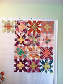 X&+'s Quilt is growing