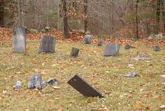 North Cemetery - Bowdoin, Maine