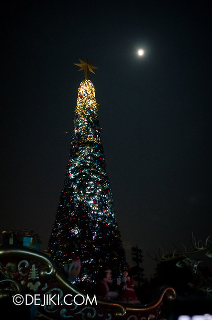 HKDL - Christmas Illumination