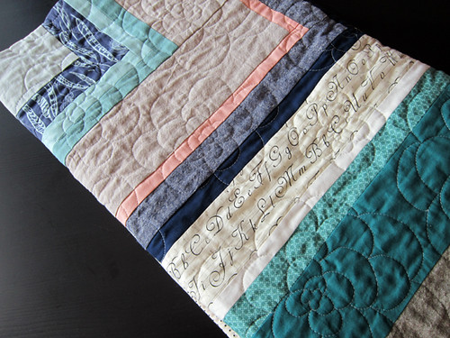 a Housetop quilt