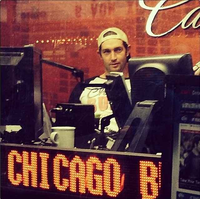 The Jay Cutler Show - ESPN Radio Chicago