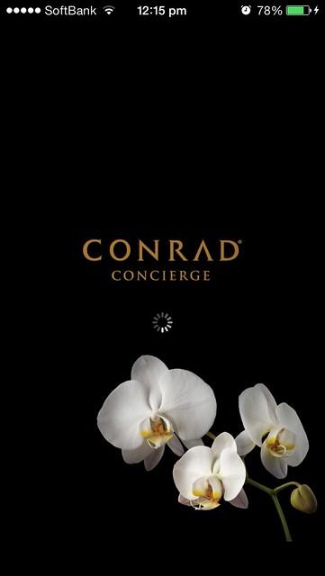 conrad app - rebecca saw blog