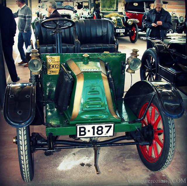 Renault 1902 - El anciano inquieto que aun recorre las calles