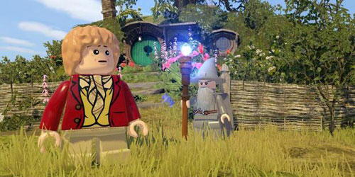'LEGO: The Hobbit' coming to consoles