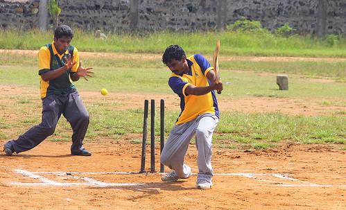 Cricket - Kumaraguru Action - Keeper Catching - #23112013-IMG_6321a