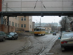 Moscow tram Tatra T3SU 2667 _20031129_