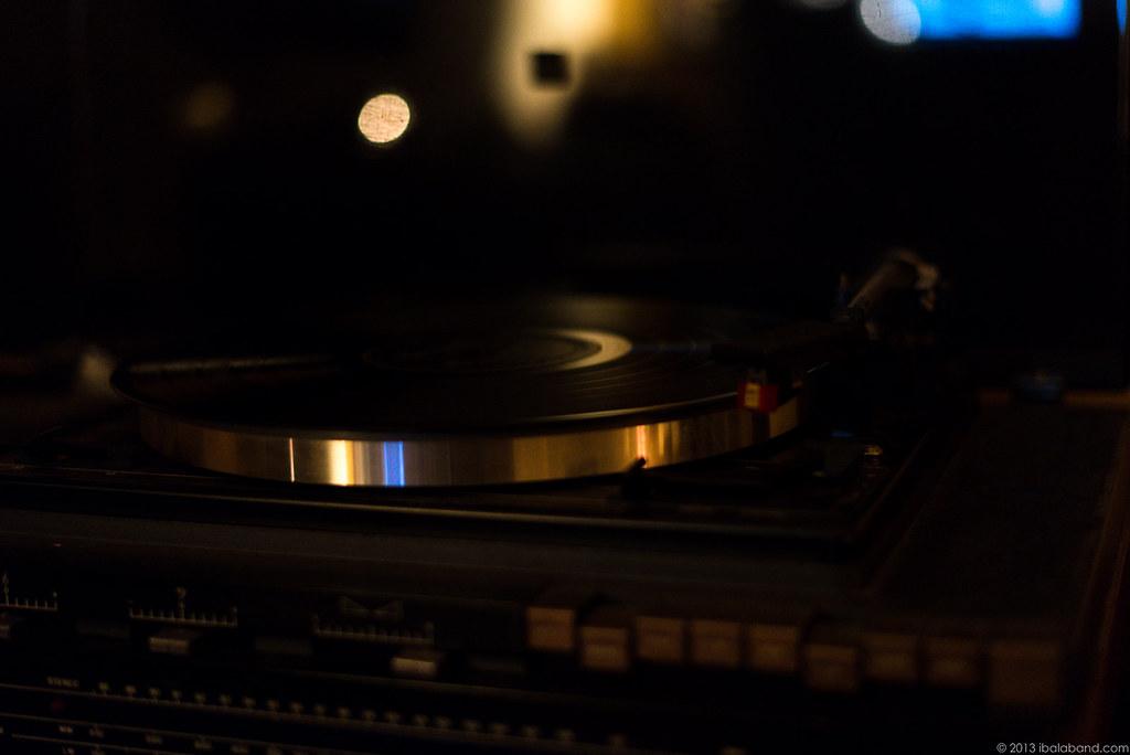 old school music       Vinyl is still on playlist       ivan
