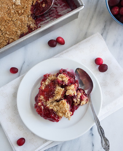 Cranberry-Almond Crunch