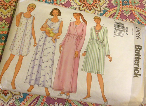Butterick 6886 by becky b.'s sew & tell