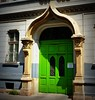 The Green Door by elinor04