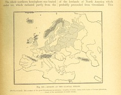 """British Library digitised image from page 245 of """"Our Earth and its Story: a popular treatise on physical geography. Edited by R. Brown. With ... coloured plates and maps, etc"""""""