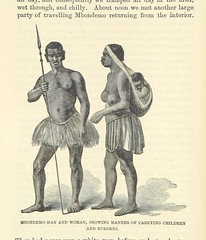 """British Library digitised image from page 62 of """"Adventures in the Great Forest of Equatorial Africa and the country of the dwarfs .. An abridged ... edition ... With ... illustrations"""""""