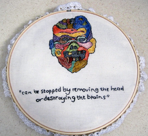 Geek Embroidery