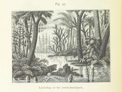 """British Library digitised image from page 182 of """"Onze aarde. Handboek der natuurkundige aardrijkskunde ... Met 150 platen en 20 kaartjes in afzonderlijken Atlas"""""""
