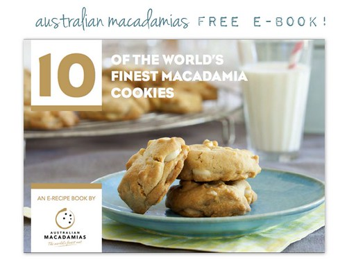 Macadamia cookie e-book