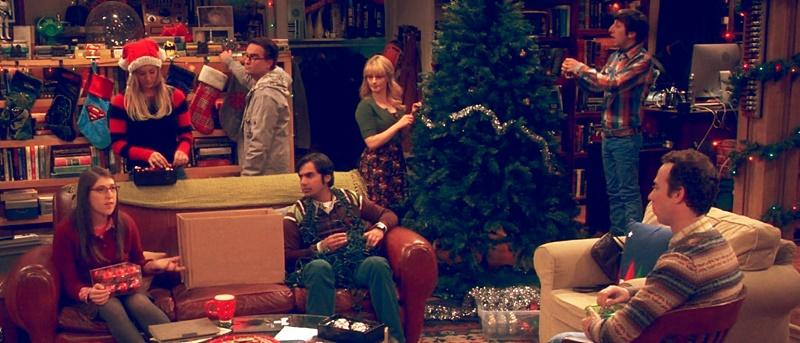 Navidad sin Sheldon Cooper