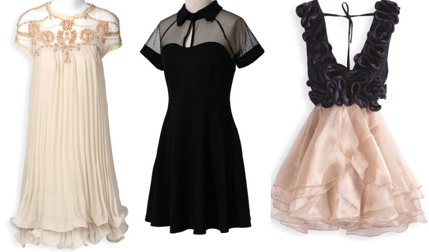 vestidos fiesta sheinside