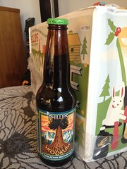 Dec 19: Skookum Cascadian Brown Ale