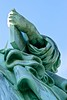 Statue of Liberty from the pedestal by Annaliese Bagley