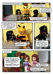 2013 Christmas Party comic strip (4/8)
