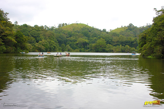 Pookode Lake, Kunnathidavaka, near Vythri, Wayanad, Kerala, India