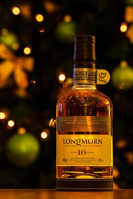 Longmorn 16 year old single malt whisky