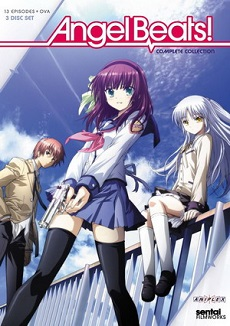 Angel Beats! [Bản BluRay]