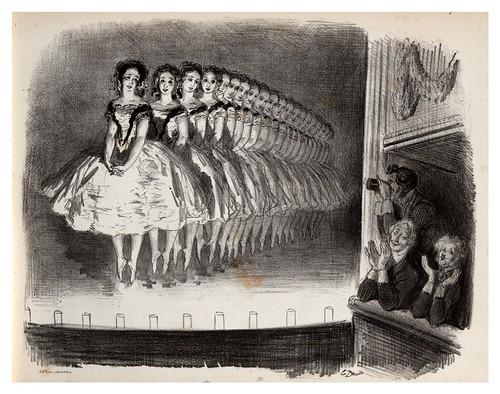 007-Ratas de opera-La Ménagerie parisienne, par Gustave Doré -1854- Fuente gallica.bnf.fr-BNF