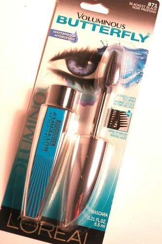 L'Oreal-Voluminous- Butterfly-Waterproof- Mascara