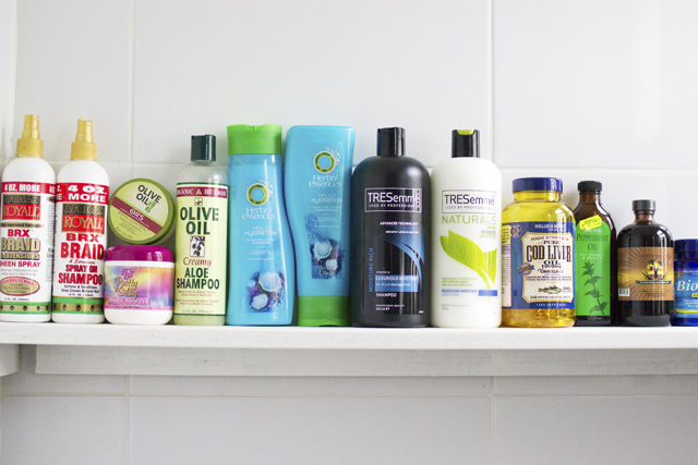 hair products I will use this year