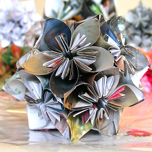 2009 Kusudama ornament