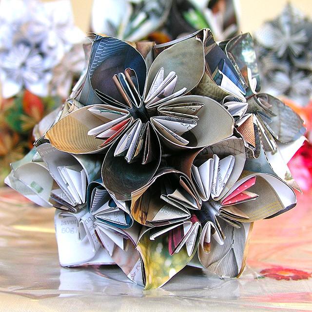2009 Kusudama ornament