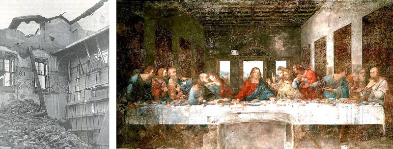 Last Supper Bombing