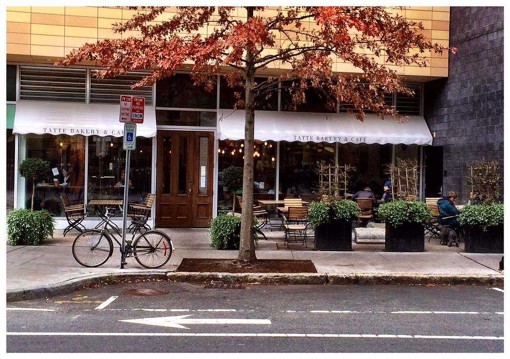 Kendall Square - Tatte Bakery and Cafe, Third Street, Cambridge, MA