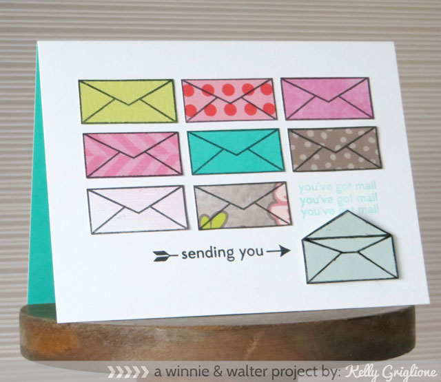 KGYou've-Got-Mail-Patterned