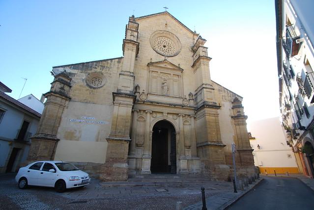 Córdoba. Las iglesias fernandinas