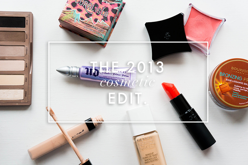 2013 Cosmetics Edit | www.latenightnonsense.com