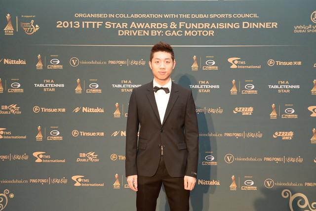 2013 ITTF Star Awards Presented by GAC Motor
