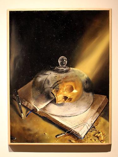 Vanitas by Matthew Adelberg