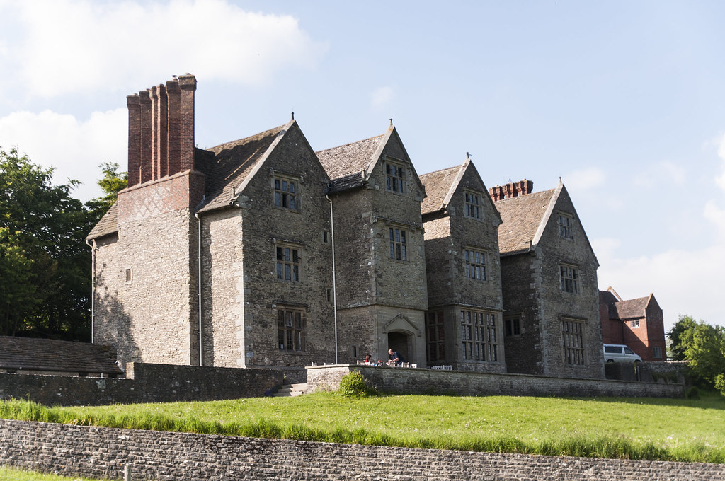 YHA England and Wales | YHA Wilderhope Manor | Big Blog Exchange 2013