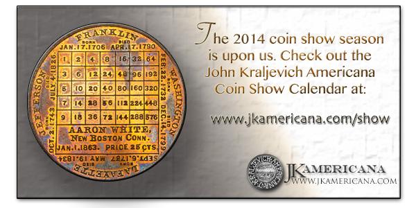 Kraljevich 2014 Franklin Calendar Ad