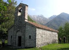 Foto per 31. La bella chiesetta di S. Antonio Abate, costruita nel 1509.