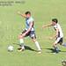 Álvaro Brun domina el balón