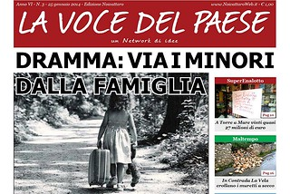 Noicattaro. Copertina n. 3-2014 front