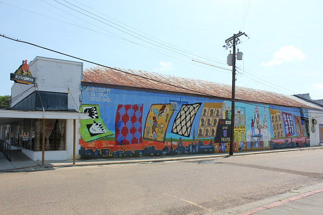 Mississippi Cultural Crossroads, Port Gibson MS
