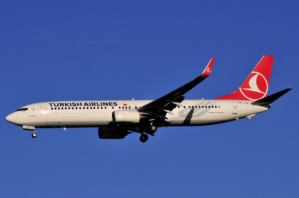 TC-JYE - B739 - Turkish Airlines