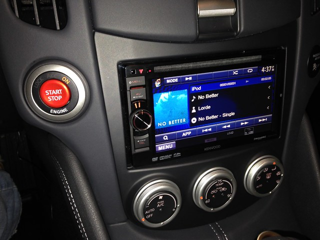 Yuba City Nissan >> Installing new Kenwood DDX371 - Nissan 370Z Forum
