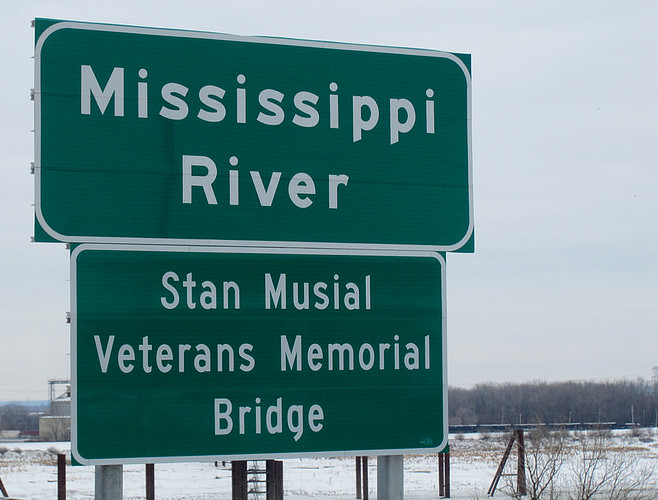 Stan Bridge Sign