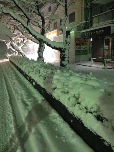 20140208 東京大雪