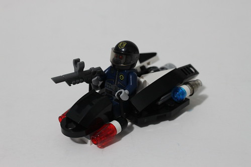 The LEGO Movie Super Secret Police Enforcer (30282)